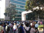 Infosys Employees Returned From Us In Chartered Flight