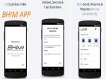 Integrating Aadhar With Bhim App