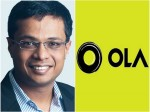 Sachin Bansal Invests Rs 650 Crore In Ola