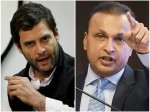 Reliance Group Rebuts Statements By Rahul Gandhi