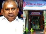 Saravana Bhavan Owner P Rajagopal