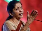 Journalists To Boycott Nirmala Sitharaman S Budget Dinner To