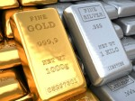 Gold And Silver Fell Sharply Today