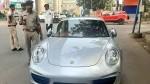 Porsche Car Owner Fined Rs 27 Lakh