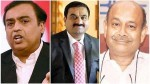 Corona Virus Richest Indians Wealth Declining Ambani Damani And Adani Lose Crores