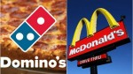 Mcdonald S And Domino S Distribute Contactless Delivery