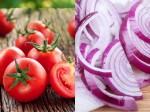 Tomato Onion Prices Fell Sharply