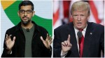 Sundar Pichai Disappointed With Trump S Announcement Of Suspending H 1b Visa