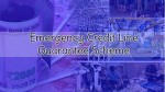 Banks Sanctioned Loans Of About Rs 1 30 Lakh Under Emergency Credit Line Guarantee Scheme