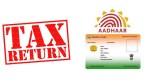 How To Link Income Tax Return With Aadhaar Card