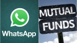 Invest In A Mutual Fund Through Whatsapp Everything You Need To Know