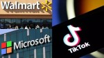 Wlamart Joins Hands With Microsoft For Tik Tok Bid Reports