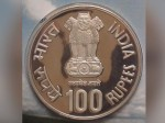 Rupees Coin Released By Prime Minister On The Birth Centenary Of Vijaya Raje Scindia