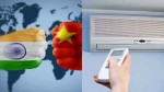 India Bans Import Of Air Conditioner S From China