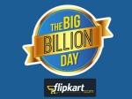 Flipkart Big Billion Day Sales From October 16 Huge Discounts And Offers