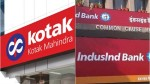 Kotak Mahindra To Acquire Shares In Indusind Bank Reports