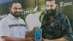 Actor Mammootty Buys The First Apple I Phone 12 Max Pro In Kerala
