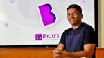 Malayali Startup Byju S App To Raise 200 Million Dollars At A Valuation Of 12 Billion Dollars
