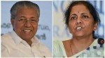 Central Revenue Deficit Grants Of 6195 Crore To 14 States The Highest Amount To Kerala