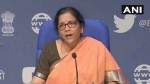 Fm Nirmala Sitharaman Press Conference Live Updates Third Set Of Stimulus Package And More