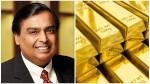 Mukesh Ambani S Reliance Industries Limited Donated 20kg Gold To Kamakhya Temple