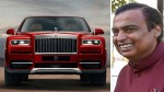 India S Richest Businessman Mukesh Ambani Buys Second Rolls Royce Cullinan