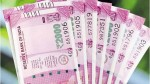 Rupees Notes Were Not Printed In Last Two Years Government Informs Lok Sabha