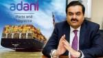 Adani Ports To Acquire 58 1 Percentage Shares Of Gangavaram Port Of Andhra Pradesh