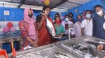 Own Venture For Fixed Income Transgender Adithi Achuth Now Owns A Fish Market