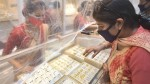 Kerala Gold Price Pavan Sees Rs 520 Fall 1 Pavan Records Rs 33