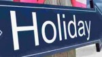 These Are Details Of Bank Holidays From March 27 To April