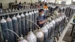 Covid Steel Plants Increase Liquid Oxygen Supply