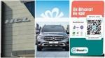 Hcl Tech Planning To Give Mercedes Benz Cars To Its Top Performing Employees