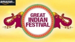 ഗ്രേറ്റ് ഇന്ത്യൻ ഫെസ്റ്റിവൽ; ആദ്യ രണ്ട് ദിനം മികച്ച പ്രതികരണമെന്ന് ആമസോൺ