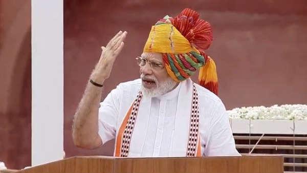 ഇന്ത്യ അഞ്ച് വർഷത്തിനുള്ളിൽ 5 ട്രില്യൺ ഡോളർ സമ്പദ്വ്യവസ്ഥയാകും: നരേന്ദ്ര മോദി