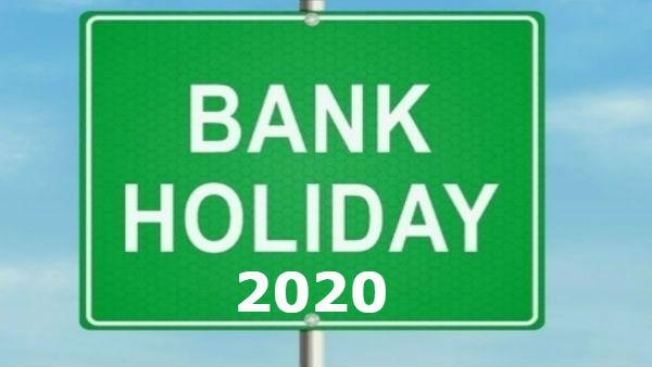 2020 നവംബറിലെ ബാങ്ക് അവധി ദിനങ്ങൾ, ബാങ്ക് ഇടപാടുകൾ ഇതനുസരിച്ച് ആസൂത്രണം ചെയ്യാം