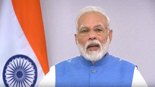 പ്രതിസന്ധികളെ രാജ്യം മറികടക്കും; 2024 ഇന്ത്യ അഞ്ച് ട്രില്യൺ ഡോളർ സാമ്പത്തിക ശേഷിയിലെത്തും: മോദി