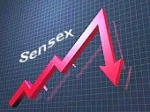 Sensex 17392 Down 129 Point Nifty