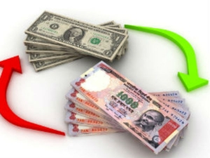 Rupee Ends At 9 Month Low At 68 13 Against Dollar