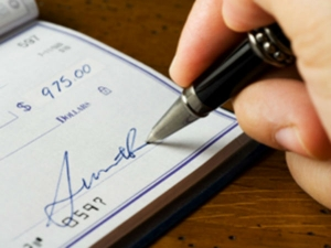 What Check Before Giving Cheque