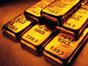 Gold Import Falls 50 First Half