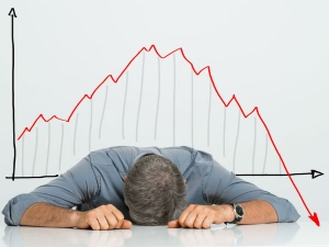 Why The Sensex Sank 440 Points Trade Today