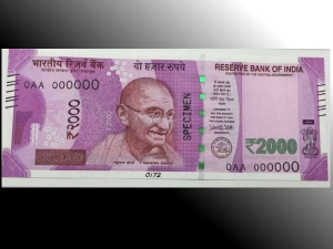 Must Know Features 2000 Rupees Currency Notes