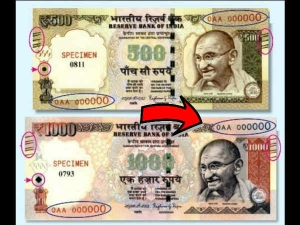 Simple Tips Check Fake Indian Currency