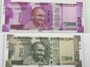 Pm Narendra Modi Declares Rs 500 1000 Notes Be Invalid