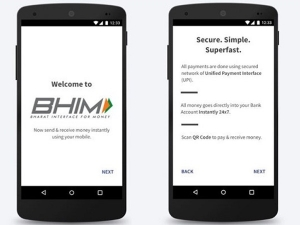 Pm Modi Launches Bhim App Digital Push