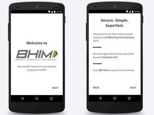 Pm Modi Launches Bhim App Digital Push