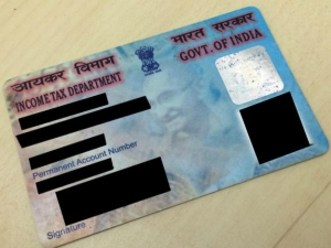 Govt Asks Banks Obtain Pancard From Account Holders