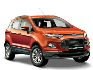 Ford Offers Discounts Up Rs 30 000 On Ecosport Figo Aspire