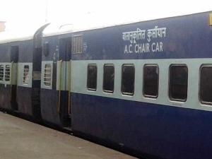 Gst Effect Ac First Class Train Fares Go Up Marginally